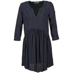 Textil Mulher Vestidos curtos See U Soon MILEGULY Marinho