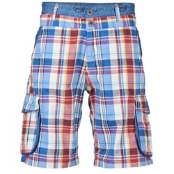 Textil Homem Shorts / Bermudas Desigual IZITADE Multicolor