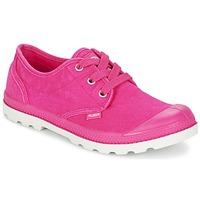 Sapatos Mulher Sapatilhas Palladium US OXFORD Rosa