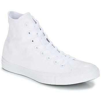 Sapatos Sapatilhas de cano-alto Converse CHUCK TAYLOR ALL STAR MONO HI Branco