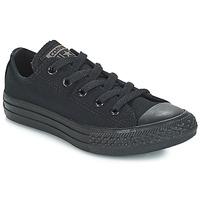 Sapatos Criança Sapatilhas Converse CHUCK TAYLOR ALL STAR MONO OX Preto