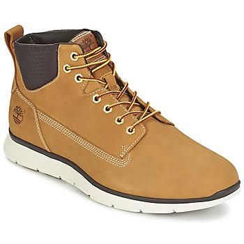 Sapatos Homem Sapatilhas de cano-alto Timberland KILLINGTON CHUKKA WHEAT Trigo