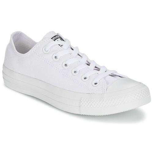 Sapatos Sapatilhas Converse CHUCK TAYLOR ALL STAR MONO OX Branco