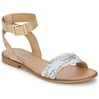 Sapatos Mulher Sandálias Betty London TRESSA Azul