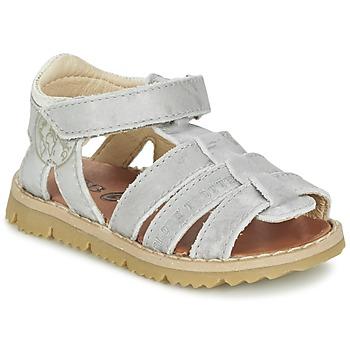 Sapatos Rapaz Sandálias GBB MARTIAL Cinza