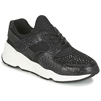 Sapatos Mulher Sapatilhas Ash MOOD Preto