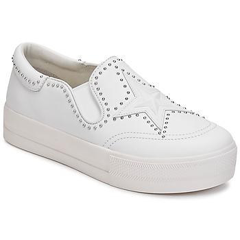 Sapatos Mulher Slip on Ash JAGGER Branco