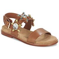 Sapatos Mulher Sandálias Ash MALIBU Camel