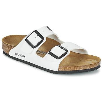Sapatos Criança Chinelos Birkenstock ARIZONA Branco