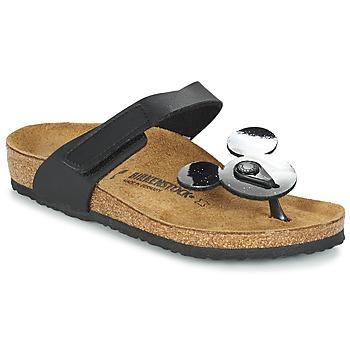 Sapatos Criança Chinelos Birkenstock TOFINO MICKEY Preto