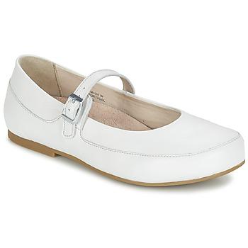 Sapatos Mulher Sabrinas Birkenstock LISMORE Branco