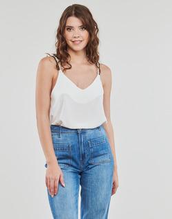 Textil Mulher Tops / Blusas Betty London EVOUSA Branco