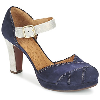 Sapatos Mulher Escarpim Chie Mihara YUPA Azul