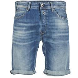 Textil Homem Shorts / Bermudas Replay SHORT 901 Azul