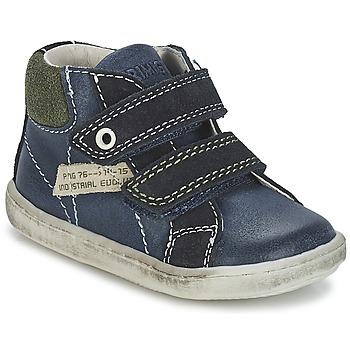 Sapatos Rapaz Botas baixas Primigi CHRIS Azul
