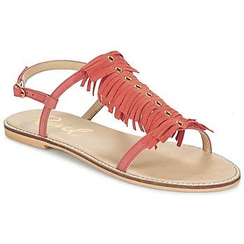 Sapatos Mulher Sandálias Ravel LEXINGTON Coral