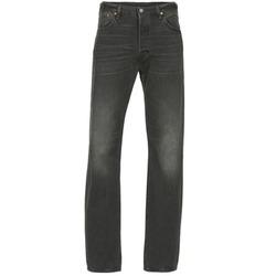Textil Homem Calças Jeans Levi's 501 Preto