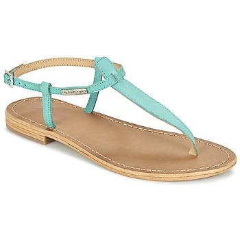 Sapatos Mulher Sandálias Les Tropéziennes par M Belarbi NARBUCK Turquesa