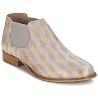 Sapatos Mulher Botas baixas Betty London ENOUME Multicolor