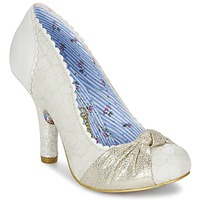 Sapatos Mulher Escarpim Irregular Choice SMARTIE PANTS Branco