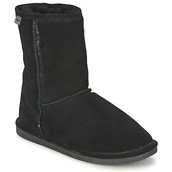 Sapatos Mulher Botas baixas Axelda  Preto