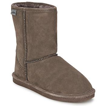 Sapatos Mulher Botas baixas Axelda  Cinza