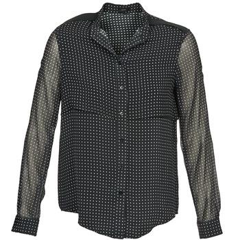 Textil Mulher camisas Joseph PRINCIPE Preto