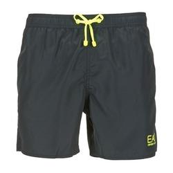Textil Homem Fatos e shorts de banho Emporio Armani EA7 BOXER BEACHWEAR Preto