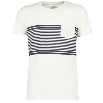 Textil Homem T-Shirt mangas curtas Selected LIAM Branco