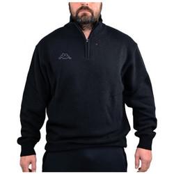 Textil Homem camisolas Kappa  Preto