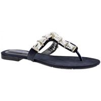Sapatos Mulher Chinelos F. Milano  Preto