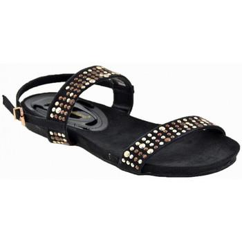 Sapatos Mulher Sandálias F. Milano  Preto