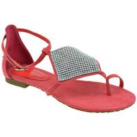 Sapatos Mulher Chinelos F. Milano  Rosa