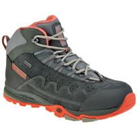 Sapatos Rapaz Sapatos de caminhada Tecnica  Cinza