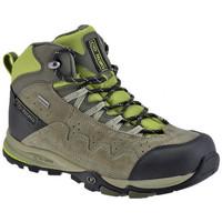Sapatos Rapaz Sapatos de caminhada Tecnica  Verde