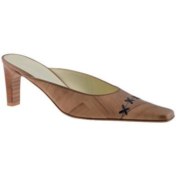 Sapatos Mulher Tamancos Josephine  Castanho