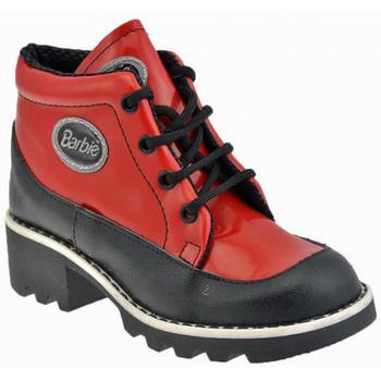 Sapatos Criança Botas baixas Barbie  Vermelho