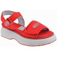 Sapatos Criança Sandálias Barbie  Vermelho
