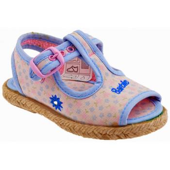 Sapatos Criança Sandálias Barbie  Rosa