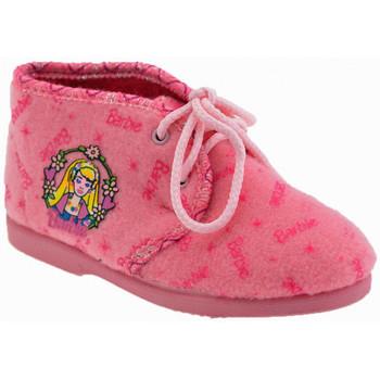 Sapatos Rapariga Pantufas bebé Barbie  Rosa