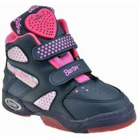 Sapatos Criança Sapatilhas de cano-alto Barbie  Azul