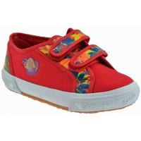 Sapatos Criança Sapatilhas Barbie  Vermelho