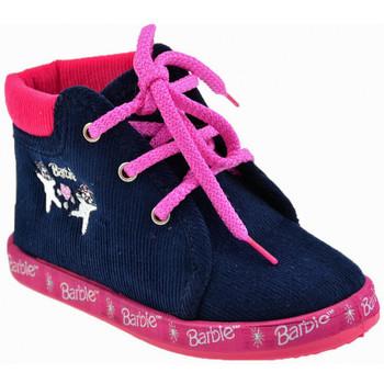 Sapatos Rapariga Pantufas bebé Barbie  Azul