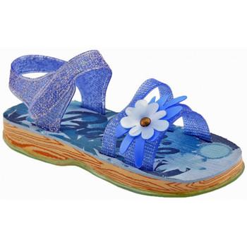 Sapatos Criança Sandálias Barbie  Azul