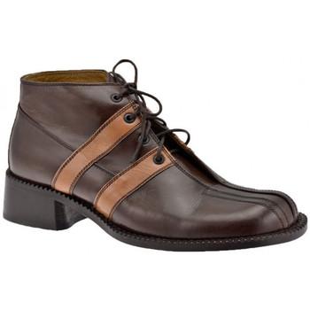 Sapatos Homem Botas baixas Nex-tech  Castanho