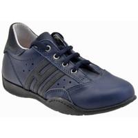Sapatos Criança Sapatilhas La Romagnoli  Azul