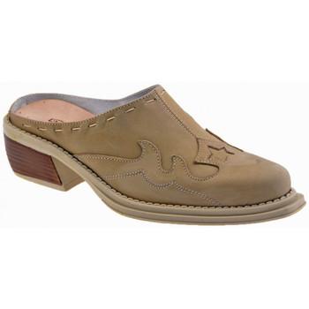 Sapatos Criança Tamancos La Romagnoli  Bege