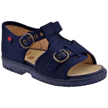 Sapatos Criança Sandálias Elefanten  Azul