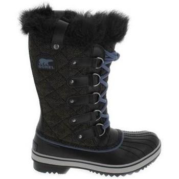 Sapatos Mulher Botas de neve Sorel Tofino Herringbone Marron Castanho