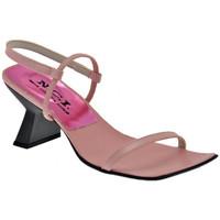 Sapatos Mulher Sandálias Nci  Rosa